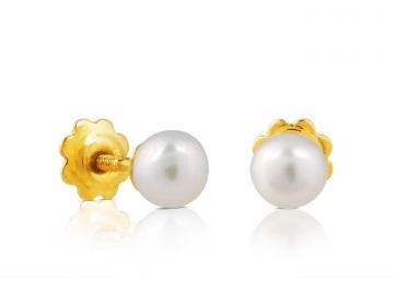 25d6ebf0c0f7 Pendientes originales Tous para bebé de oro y plata a partir de 32 euros