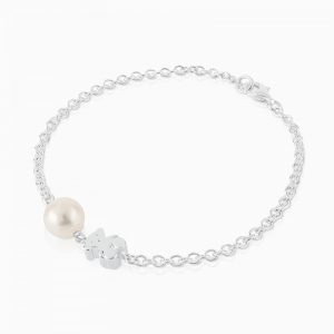 7907d78836b6 Pulseras originales y baratas Tous: plata, oro, gemas y perlas [2019]