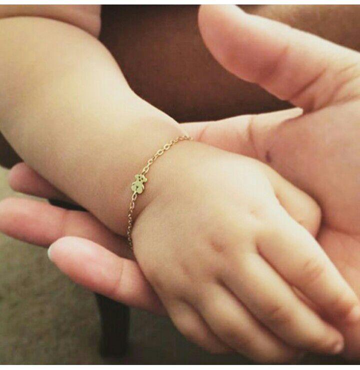 Regalos Tous Para Bebes.Pendientes Originales Tous Para Bebe De Oro Y Plata A Partir